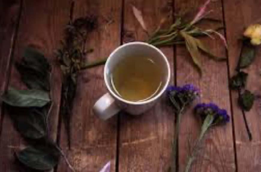 THE GOOD OLD TULSI TEA