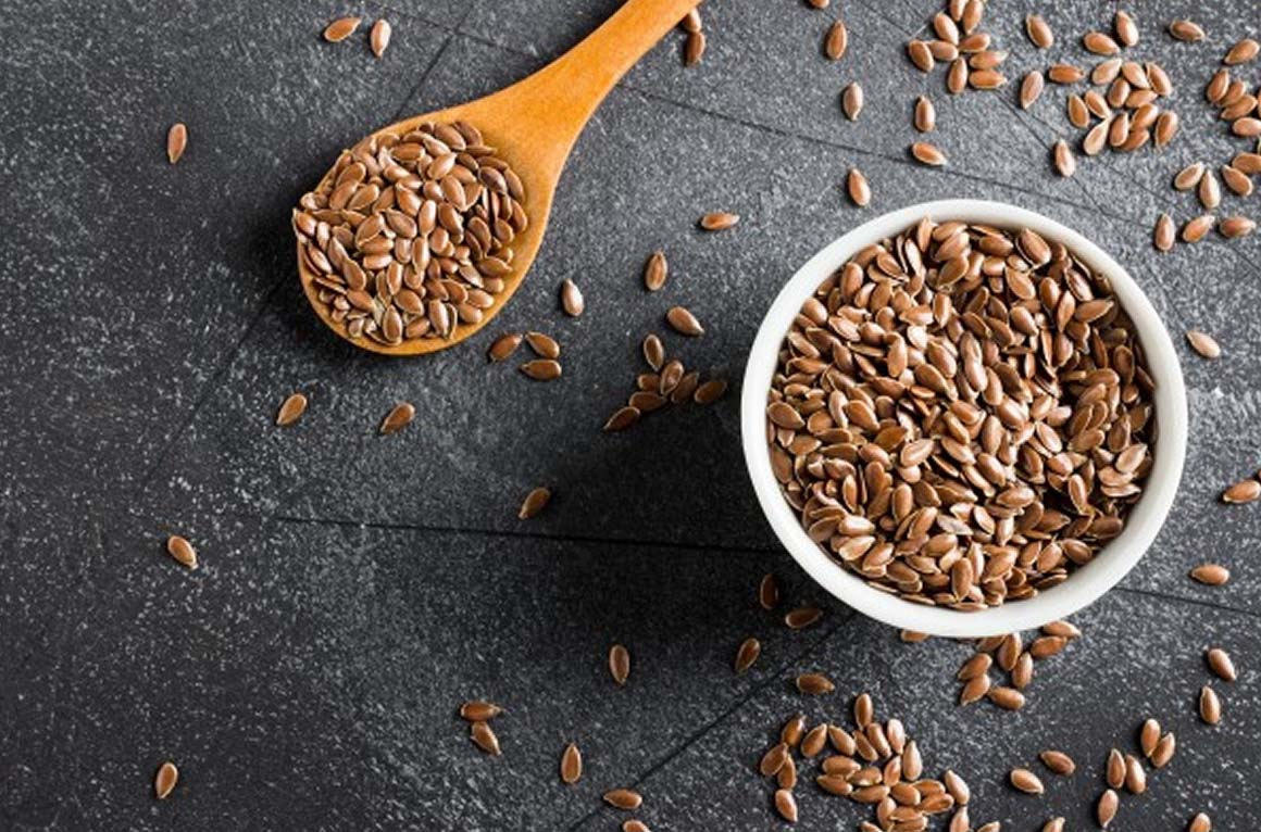 FLAXSEEDS-The Potent potion in Your Kitchen Cabinet