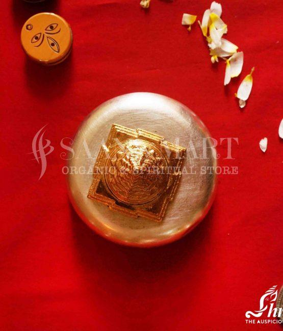 Copper Shriyantra