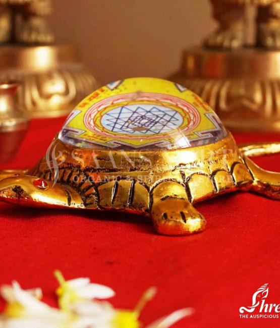 Tortoise meru Shree yantra