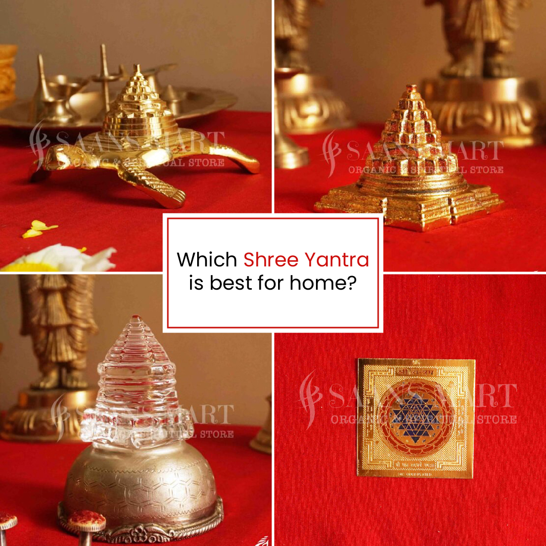 Which Shree Yantra is Best for Home?