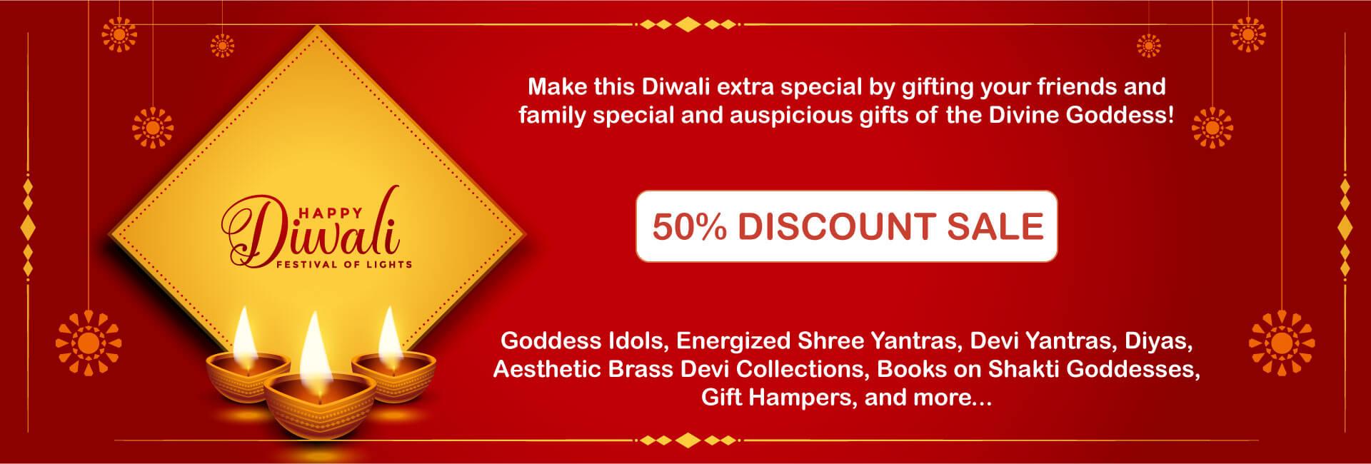 Diwali Offer SaansMart